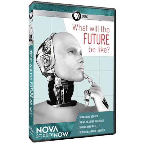 NOVA scienceNOW: What Will the Future Be Like? DVD