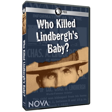 NOVA: Who Killed Lindbergh's Baby DVD