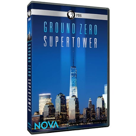 NOVA: Ground Zero Supertower DVD