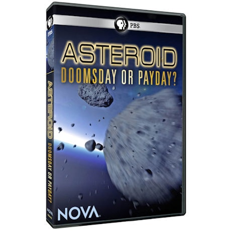 NOVA: Asteroid: Doomsday or Payday? DVD