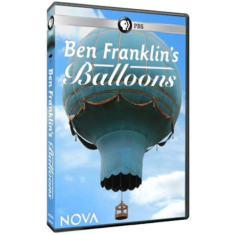 NOVA: Ben Franklin's Balloon DVD