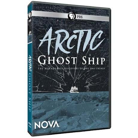 NOVA: Arctic Ghost Ship DVD