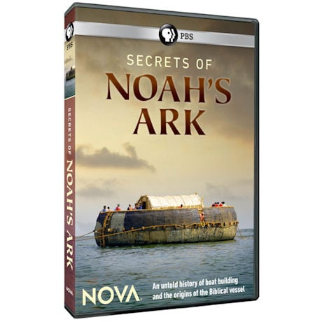 NOVA: Secrets of Noah's Ark DVD