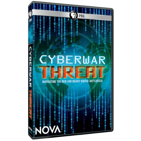 NOVA: CyberWar Threat DVD