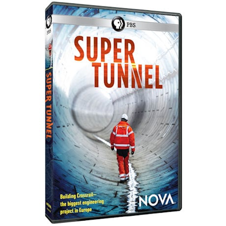 NOVA: Super Tunnel DVD
