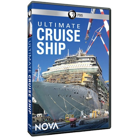 NOVA: Ultimate Cruise Ship DVD