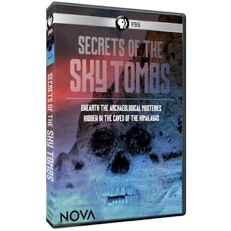 NOVA: Secrets of the Sky Tombs DVD