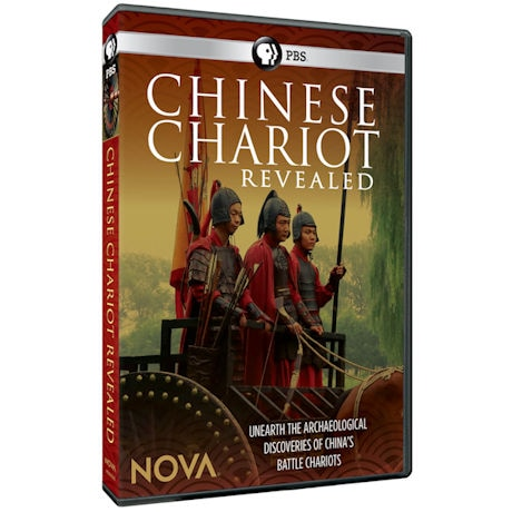 NOVA: Chinese Chariot Revealed DVD