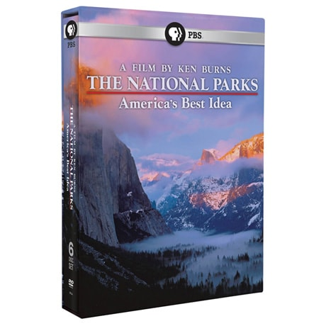 Ken Burns: The National Parks: America's Best Idea DVD & Blu-ray