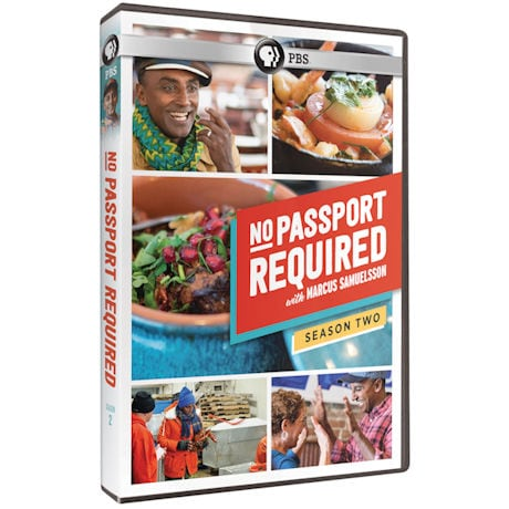 No Passport Required, Season 2 DVD