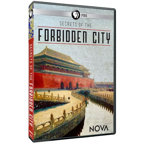 NOVA: Secrets of the Forbidden City DVD