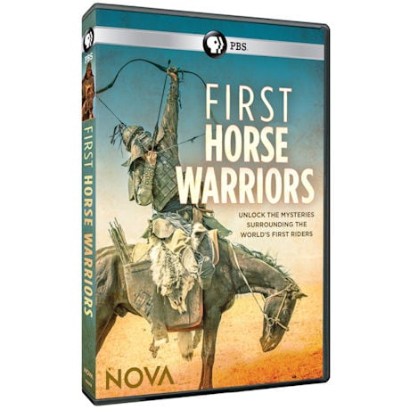 NOVA: First Horse Warriors DVD