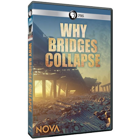 NOVA: Why Bridges Collapse DVD