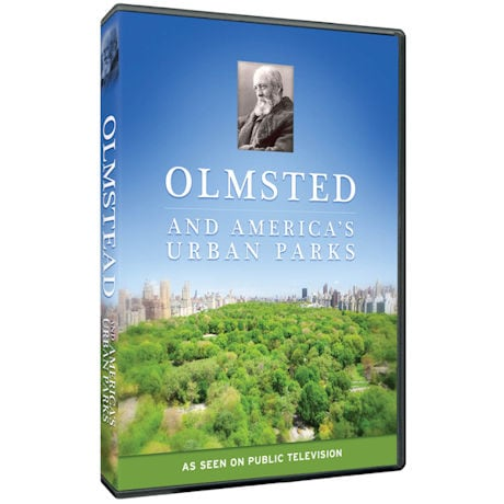 Olmsted and America's Urban Parks DVD