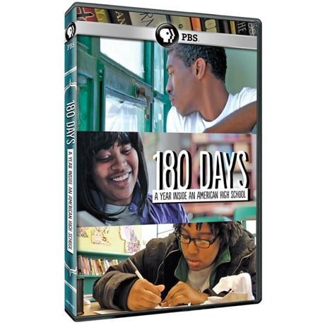180 Days: A Year Inside an American High School DVD