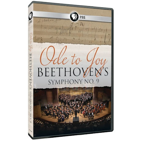 Ode to Joy: Beethoven's Symphony No. 9 DVD