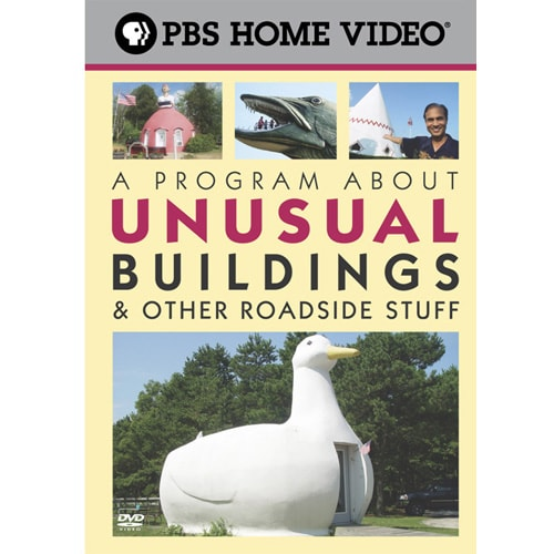 A Program About Unusual Buildings and Other Roadside Stuff DVD