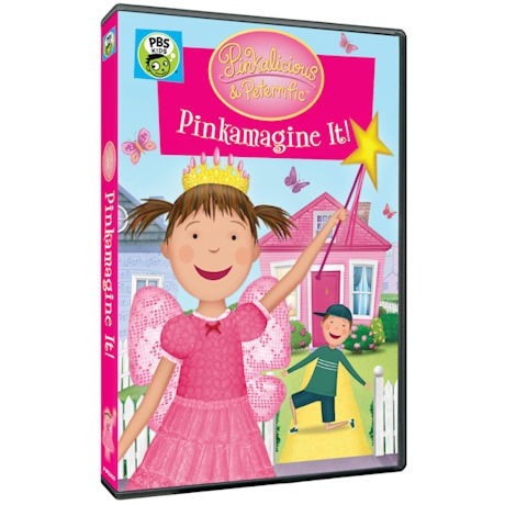 Pinkalicious & Peterrific: Pinkamagine It! DVD