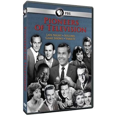 Pioneers of Television DVD