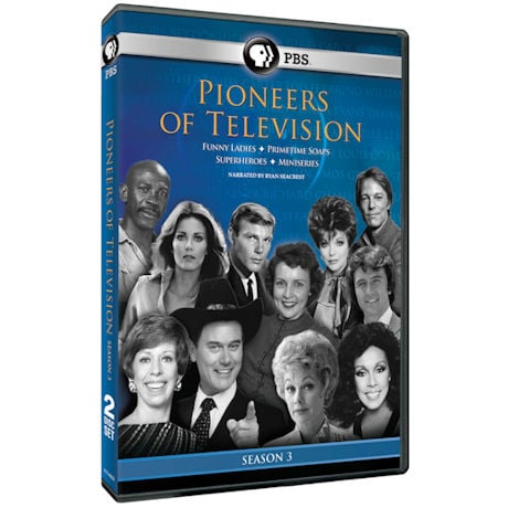 Pioneers of Television: Season 3 DVD