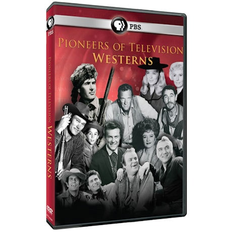 Pioneers of Television: Westerns DVD