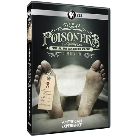 American Experience: The Poisoner's Handbook DVD