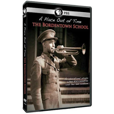 A Place Out of Time: The Bordentown School DVD