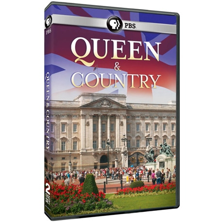 Queen & Country DVD