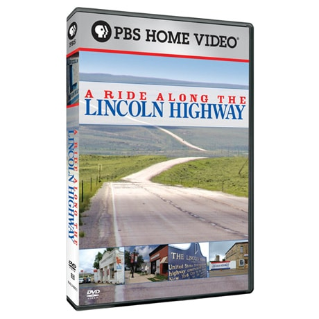 A Ride Along The Lincoln Highway DVD