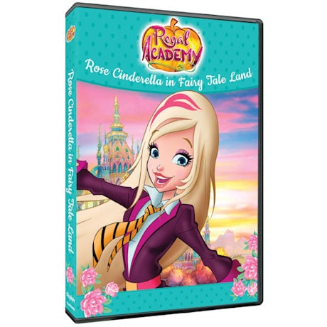 Regal Academy: Rose Cinderella in Fairy Tale Land DVD