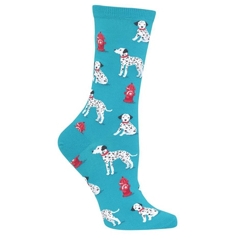 Dalmatian Women's Socks