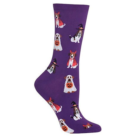 Costume Dogs Women's Socks
