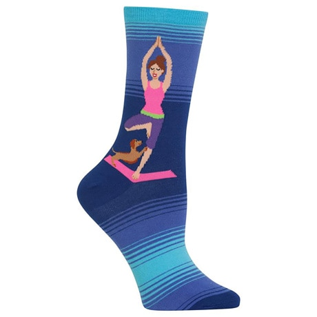 Yoga Girl Women's Socks