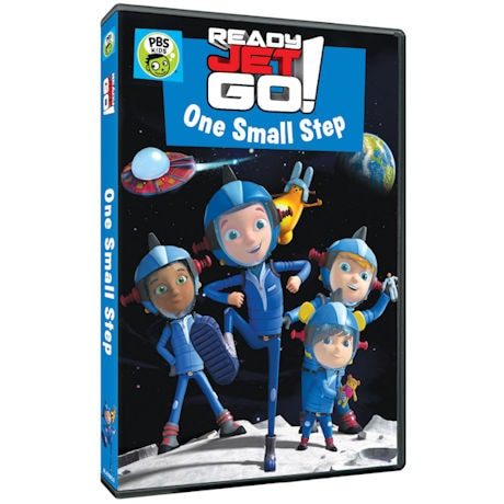 Ready Jet Go!: One Small Step DVD
