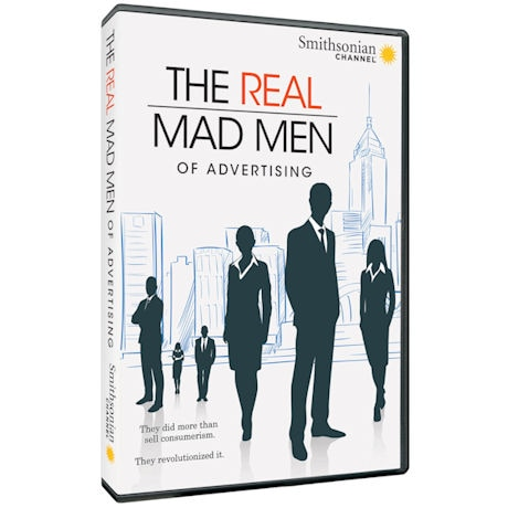 Smithsonian: The Real Mad Men of Advertising DVD