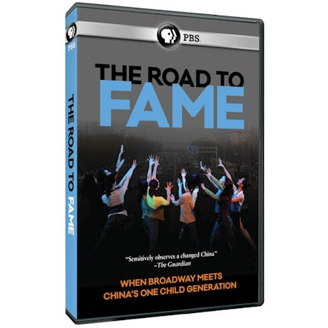The Road to Fame DVD