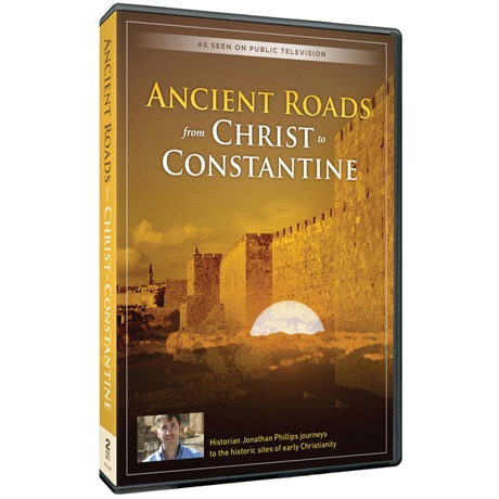 Ancient Roads from Christ to Constantine  DVD