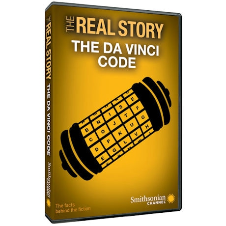 Smithsonian: The Real Story: The Da Vinci Code DVD
