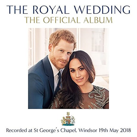 The Royal Wedding - The Official Album CD