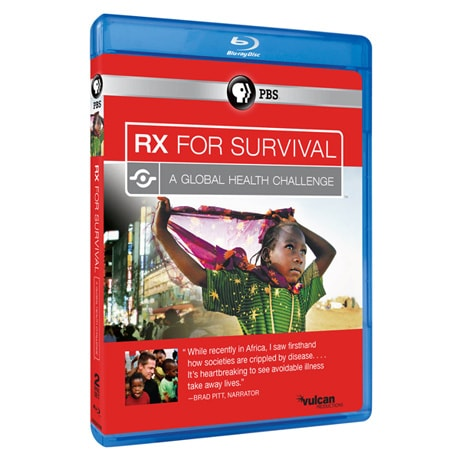 Rx for Survival : A Global Health Challenge Blu-ray
