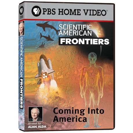 Scientific American Frontiers: Coming into America DVD