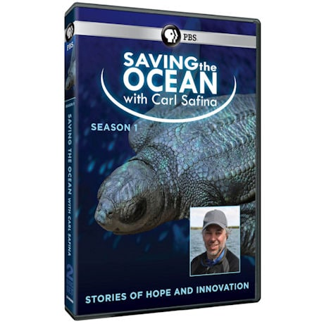 Saving the Ocean: Season 1 DVD