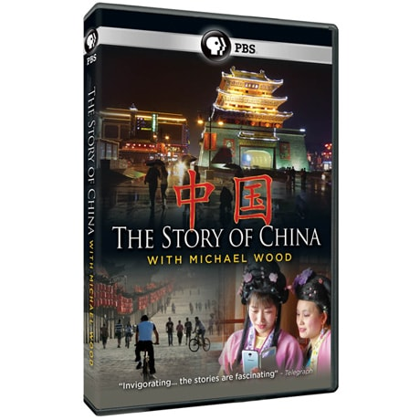 The Story Of China With Michael Wood Dvd Shop Pbs Org