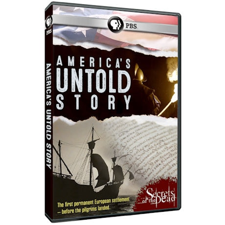 Secrets of the Dead: America's Untold Story DVD