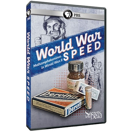 Secrets of the Dead: World War Speed DVD