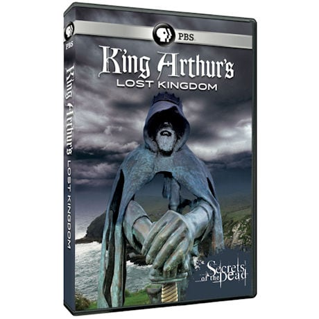 Secrets of the Dead: King Arthur's Lost Kingdom DVD