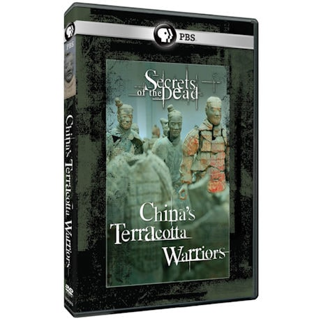 Secrets of the Dead: China's Terracotta Warriors DVD