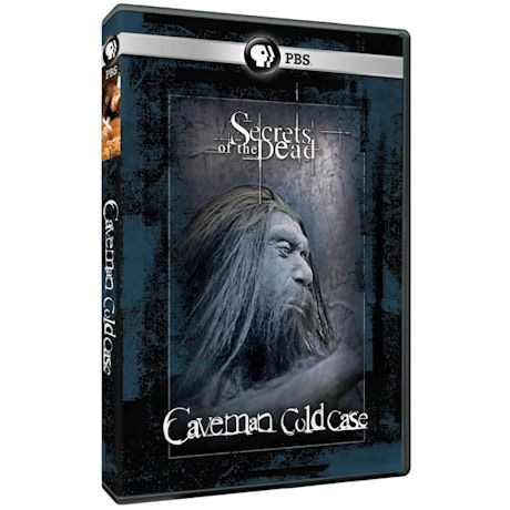 Secrets of the Dead: Caveman Cold Case DVD