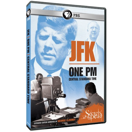 Secrets of the Dead: JFK: One PM Central Standard Time DVD