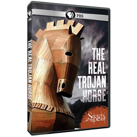 Secrets of the Dead: The Real Trojan Horse DVD